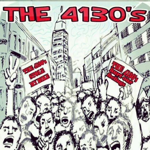THE 4130's album